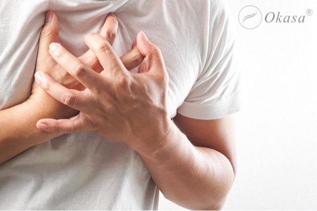 Triệu chứng và nguyên nhân gây cơn đau ngực cấp