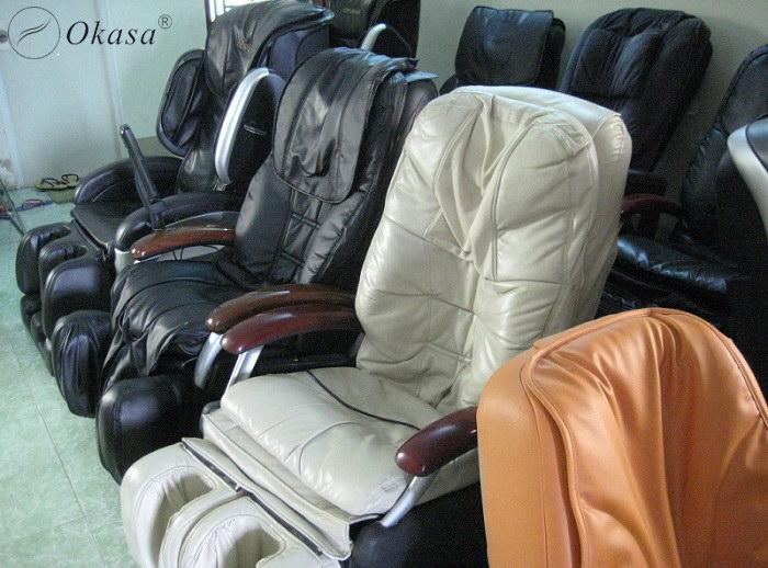 Có nên mua ghế massage nội địa Nhật không ?