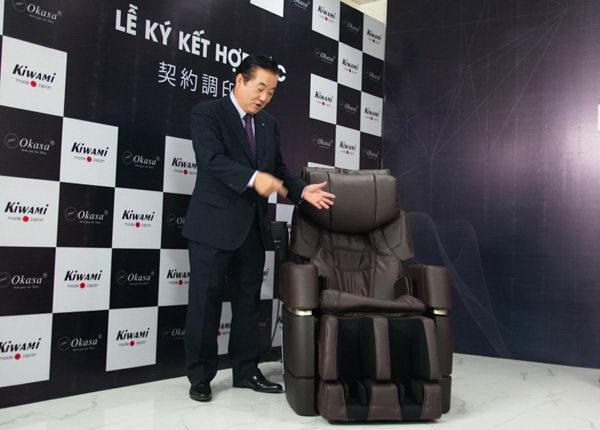 Ghế massage cao cấp có tính năng và công dụng gì