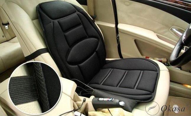 Ghế massage cho lái xe giảm mệt mỏi khi đường xa