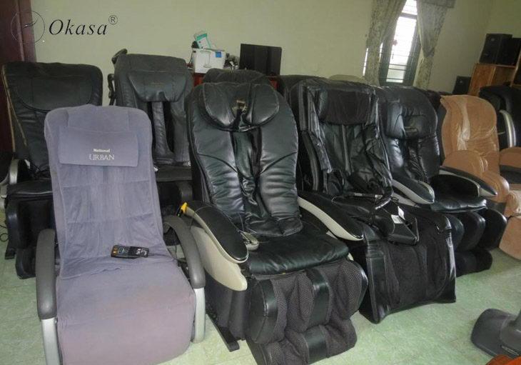 Tư vấn mua ghế massage toàn thân cũ