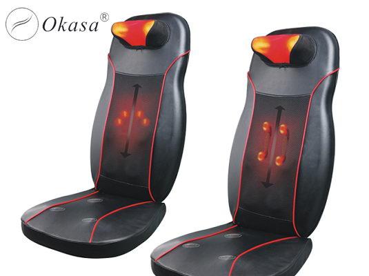 Ghế massage lưng có công dụng gì?