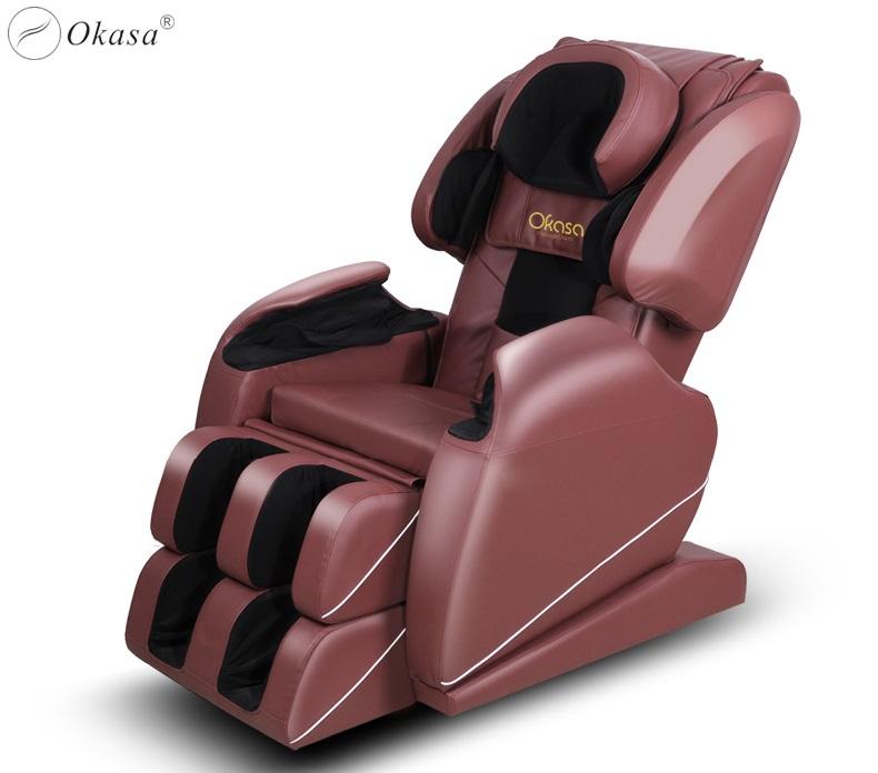 Ghế massage Okasa - Thương hiệu đến từ Nhật Bản