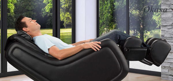 Ghế massage văn phòng nâng cao hiệu quả công việc