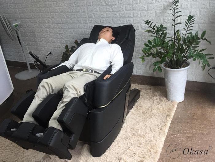 Giá ghế massage bao nhiêu là phù hợp?