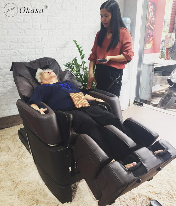 Hiểu về chất liệu dành cho ghế massage cao cấp