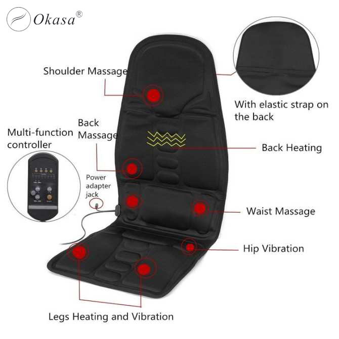Hiểu về đệm massage toàn thân