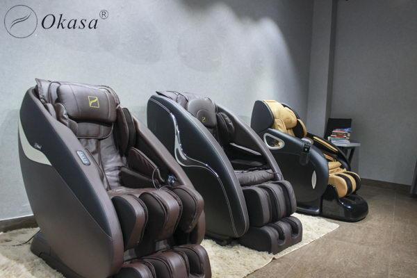 Hiểu về ghế massage toàn thân