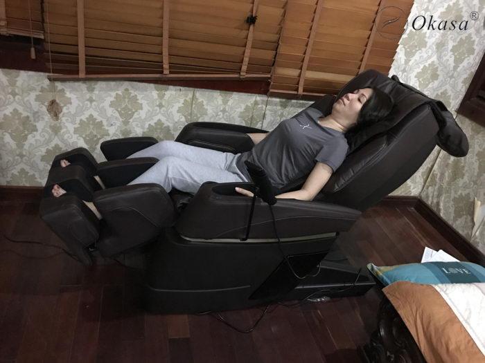 Khả năng làm đẹp của ghế massage toàn thân
