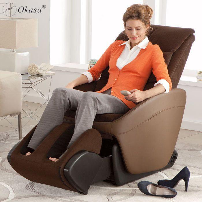 Khám phá 5 tác dụng hữu ích của ghế massage
