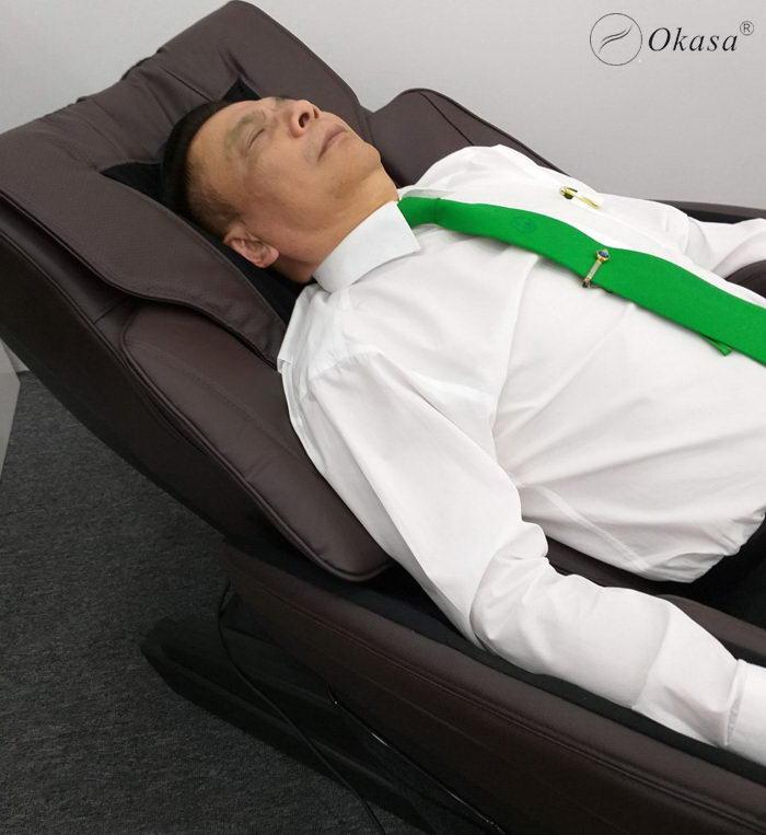 Làm thế nào để lựa chọn ghế massage phù hợp?