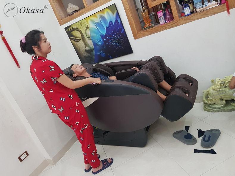 Mua và lựa chọn ghế massage thế nào?