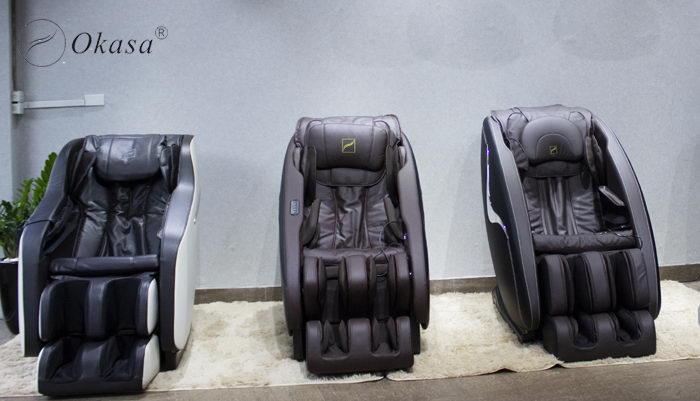 Nên mua ghế massage toàn thân loại nào tốt?