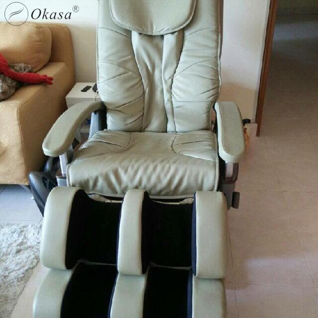 Những điều cần biết khi mua ghế massage đã qua sử dụng