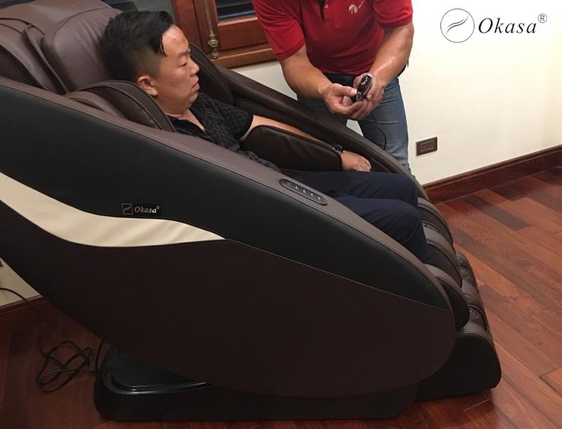 Những đối tượng không nên bỏ qua ghế massage trị liệu
