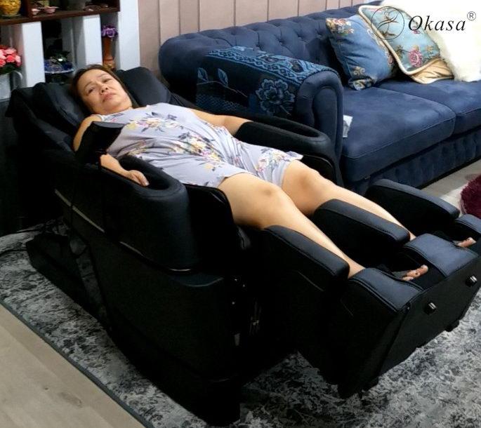Sở hữu ngay một chiếc ghế massage nếu bạn muốn có hiệu quả cao trong công việc