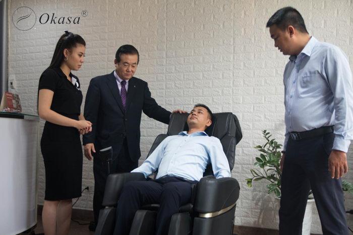 Top 3 ghế massage trị liệu được người tiêu dùng tin tưởng