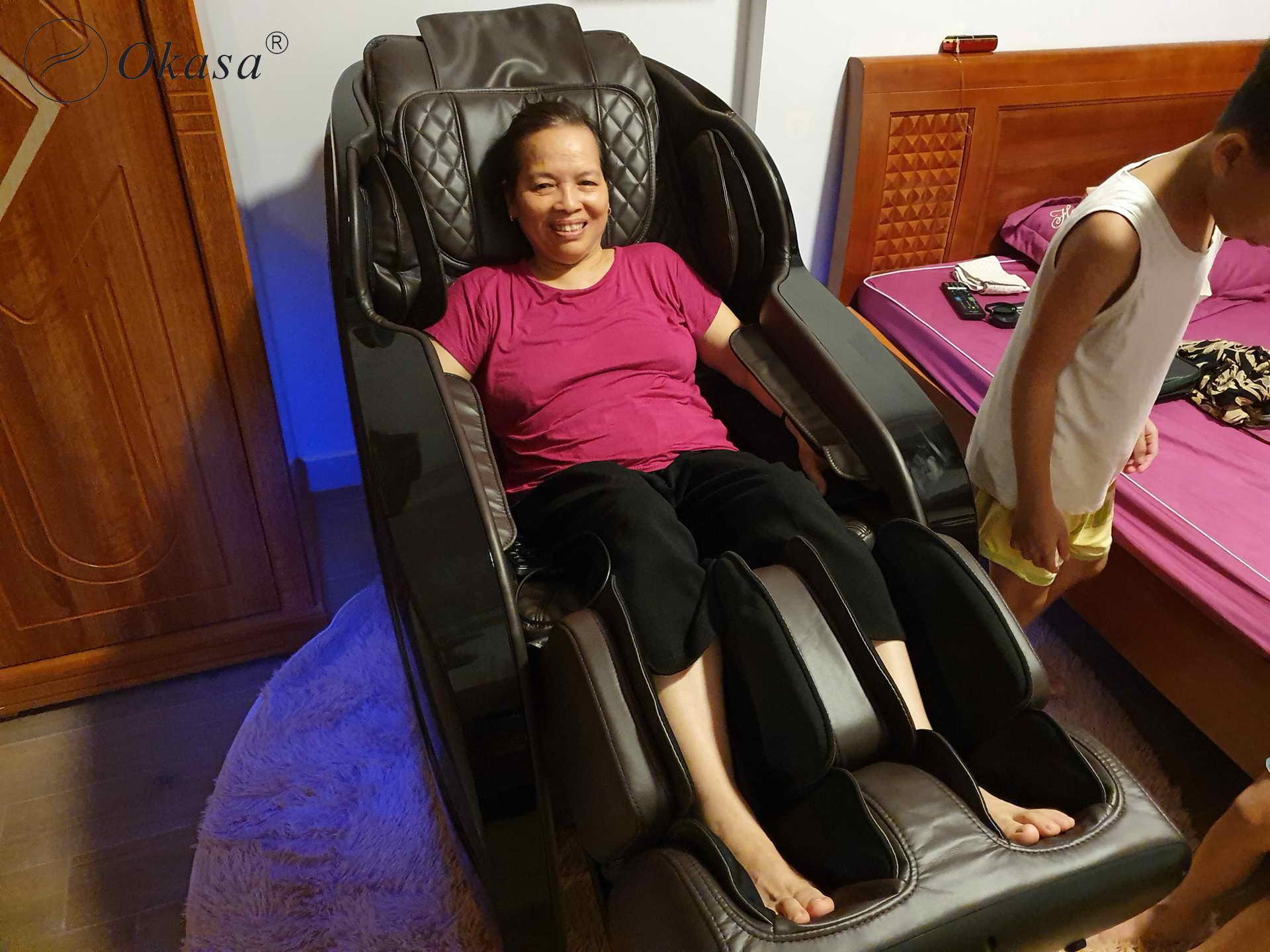Xây dựng thói quen massage mỗi ngày để phòng bệnh