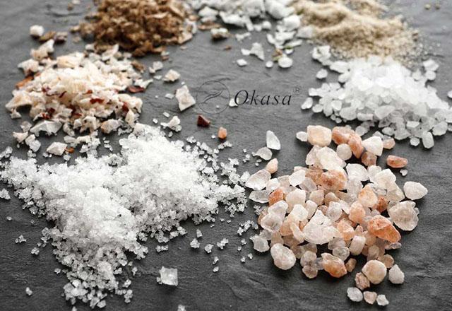 Vai trò của muối đối với sức khỏe con người