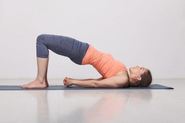 Bài tập yoga chữa đau thắt lưng hiệu quả